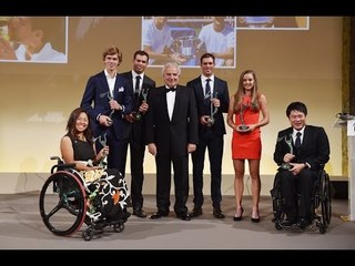 Highlights: 2015 ITF World Champions Dinner