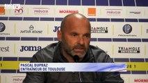 Pascal Dupraz sur le cas Odsonne Edouard : ''Je n'ai pas de réaction''