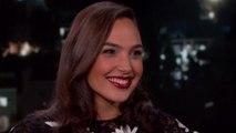 Gal Gadot's Reveals Her Favorite Character In Wonder Woman