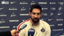Ligue des champions - Karabatic sur PSG-Nantes : ''Je suis excité de jouer ce match''