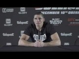 GLORY COLLISION: RIco Verhoeven post-fight press conference