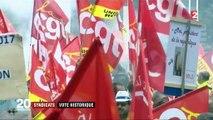 Syndicats : la CFDT détrône la CGT