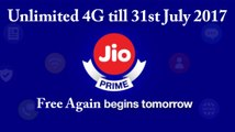 Jio Prime Extended for 3 Months!!! Again 3 Months Free!!! Prime Extended 15 Days