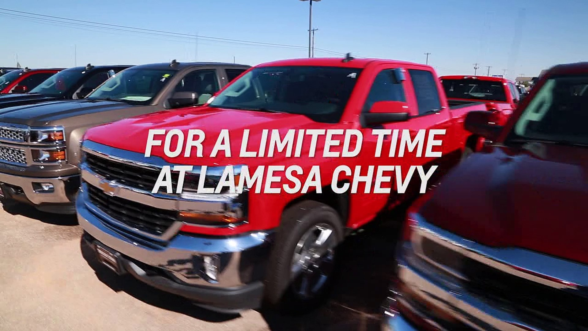 2017 Chevy Silverado Hobbs, NM | Chevy Sales Hobbs, NM