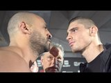 GLORY Collision Countdown: Rico Verhoeven vs. Badr Hari (Staredown)