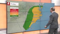 Rounds of severe storms to erupt across parts of US