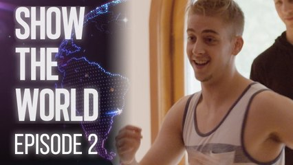 Issac and Jacques - The Next Step: Show The World (Episode 2)