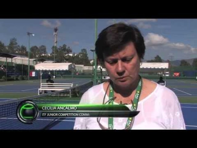 Interview with ITF Junior Committee member Cecilia Ancalmo