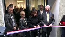 Alpes-de-Haute-Provence : La célèbre Denise Fabre était à Sisteron pour inaugurer une exposition