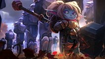 POPPY Login Theme Music 15 mins - League of Legends 2015