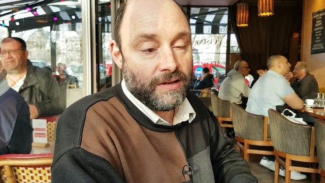 Laurent Bibard, titulaire de la Chaire Edgar Morin