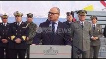 Ora News - Kthehet nga operacioni në Detin Egje kontingjenti i parë i Forcës Detare