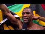 GLORY 30 Los Angeles - Simon Marcus Pre-fight Interview