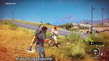 Just Cause 3 Brutal Kill Compilation (Just Cause 3 PC Gameplay Funny Moments) #4