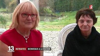 A Dunkerque, des retraités trouvent une place en famille d'a