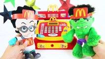 Trolls Branch Eating McDonald's Happy  Poppy, PJ Ma