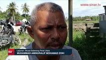 Nelayan dakwa sungai kotor akibat najis babi