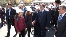 Orman ve Su İşleri Bakanı Veysel Eroğlu, Ataköy'de Fidan Dikim Törenine Katıldı