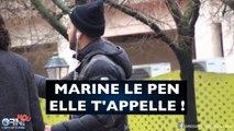 Des jeunes socialistes se font passer pour les neveux de marine le Pen
