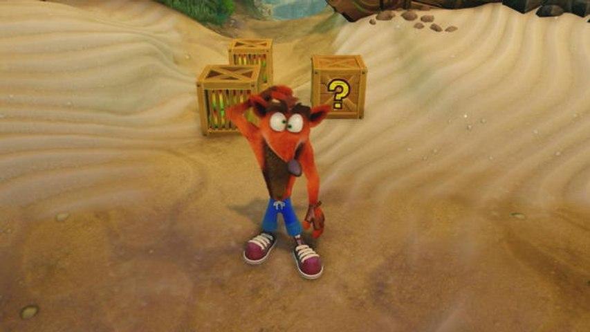 Crash Bandicoot is back ! - Le Journal des Jeux Vidéo du 03/03 - CANAL+