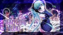 "NIGHTCORE ♫ ♪AUDIO♪♫ ""Everytime We Touch"""