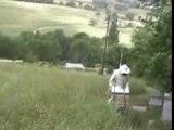 Reportage documentaire en musique abeilles ardeche amateur