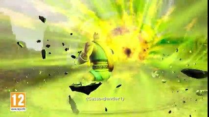 Dragon Quest Heroes II - À la rencontre des héros - 4e partie Tommy et Olivier de Dragon Quest XI : Les combattants de la Destinée