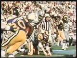 1975 NFL Game Of The Week Cowboys vs Rams NFC Championship