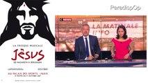"""Reportage """"Jésus La Fresque Musicale"""" la comédie musicale by @ParadispOp"""