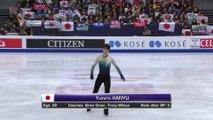 2017 Yuzuru Hanyu Worlds LP (No Commentary) 1080p