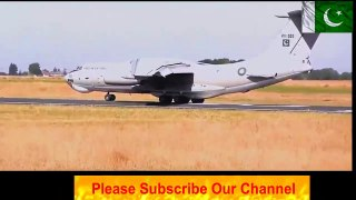 Pakistan's Biggest Jet Aircraft IL 78 Amazing Take off and Landing Full HD Video