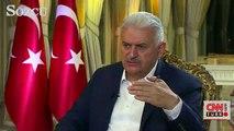 Binalı Yıldırım'dan, Kılıçdaroğlu 'tek adam' iddiası