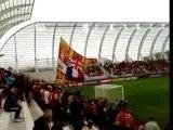 Lens - Lille Coupe de la Ligue 2007
