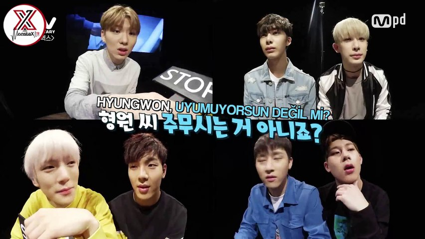 [25.05.2016] Monsta X - Mnet MV Commentary (Türkçe Altyazılı)