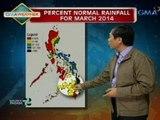 24 Oras: Visayas at Mindanao, posibleng ulanin; maayos na panahon, asahan sa Metro Manila