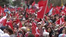 Diyarbakır - Erdoğan PKK Yanlıları 'Barış Barış' Diyor, Soruyorum; Elde Silah Varken Barış Olur mu 3
