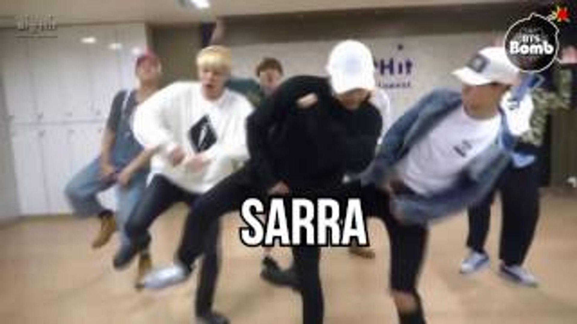 [BTS - BAEPSAE PARÓDIA] O BATUQUE DO MEU SAMBA
