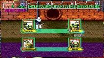Teenage Mutant Ninja Turtles TMNT Arcade Game 1989 Retro Walkthrough stage 3