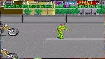 Teenage Mutant Ninja Turtles TMNT Arcade Game 1989 Retro Walkthrough stage 5