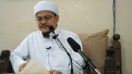 Ustaz Nazmi Karim: Tafsir Surah Ra'd 110-116