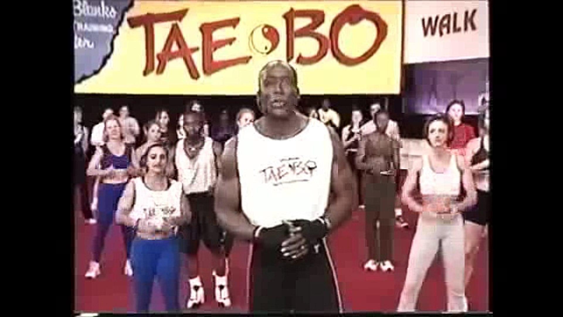Clases de Tae Bo Básico con Billy Blanks 2 de 12