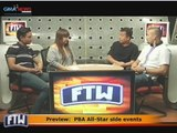 FTW: Preview: PBA All Star side events