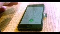 Iphone 4 passcode _ password bypass New & WORKS ! - video