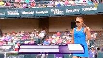 Jana Cepelova vs Belinda Bencic 2014 Charleston SF Highlights