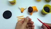 How To Make Pokemon Tauros fr lay Doh ❤ Play Doh With Me!-OV3eHeXmiJM