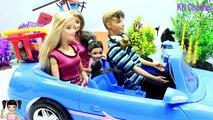 BÚP BÊ BARBIE GIA ĐÌNH LUCY tập 44 - BÚP BÊ VỀ QUÊ NGOẠI - ĐI CẮM TRẠI BIỂN KN Channel Doll story
