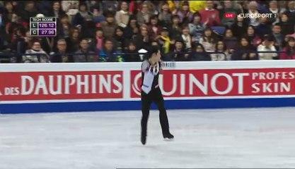 B.ESP. Boyang JIN FS - 2017 World Championships