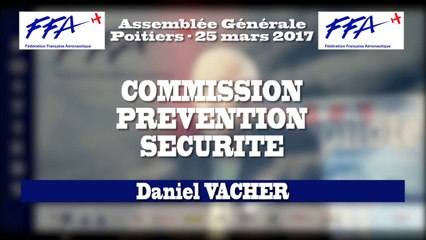 28 - FFA - AG2017 Poitiers - ATELIERS - COMMISSION PREVENTION SECURITE