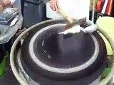 Masala Dosa Made In China-Cooking In China-Food Of China