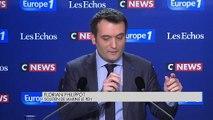 """Florian Philippot : """"Si on ne maîtrise pas la langue nationale, on est en échec garanti pour la suite"""""""